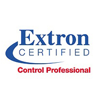 Extron Certified Control Professional