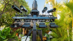 Old Lahaina Luau av equipment