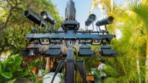 Old Lahaina Luau av equipment
