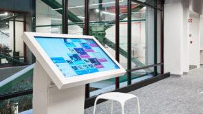 interactive kiosks concordia university