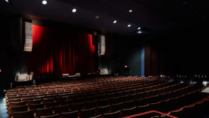 Lionel-Groulx theater High-End Audio System