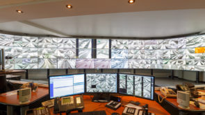 Videowall - Road control room