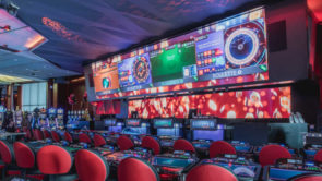 LED Wall - Casino Lac-Leamy
