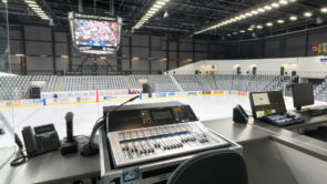 jean-daigle centre AV system and equipment