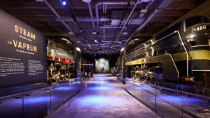 Audiovisual integration at Canada Science and Technology Museum