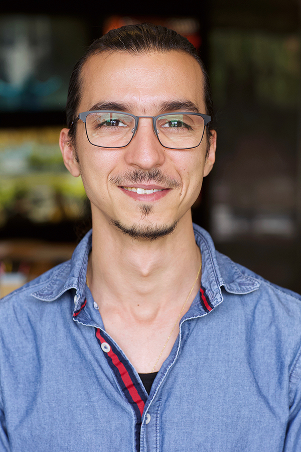 Nazim Akrour