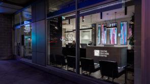 Oeuvre générative | Centre Dentaire Griffin Montréal