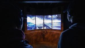 Ura - projection multimedia