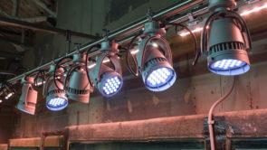 Éclairage Projecteurs Biodome