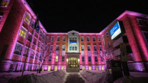 Illumination Centre-ville Matane